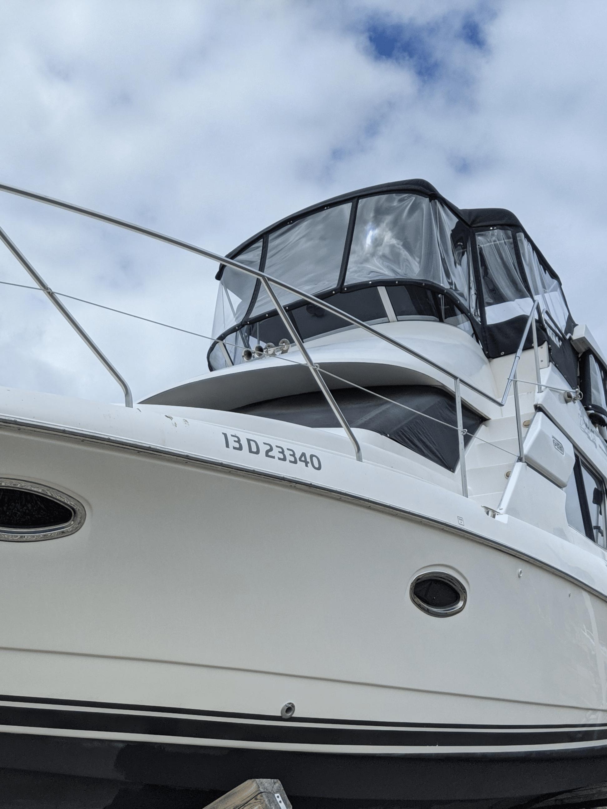 toile de bateau