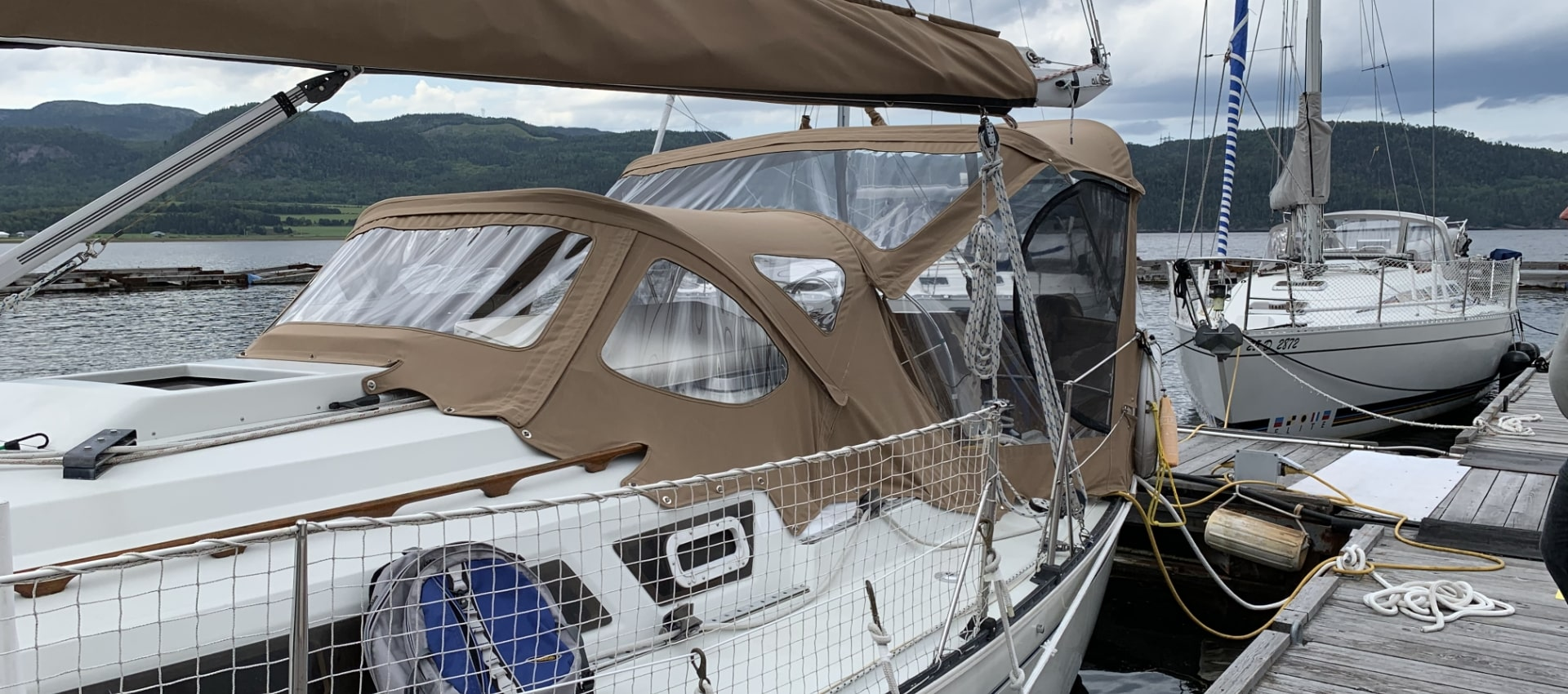 Toiles de bateaux | Secteur particulier